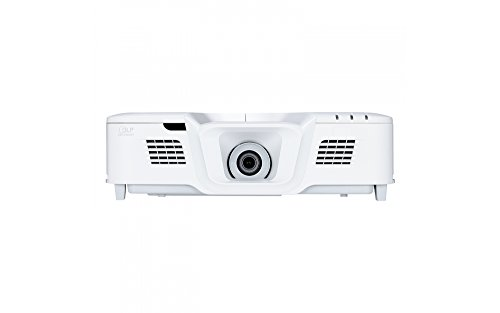 ViewSonic PG800HD 5000 Lumens 1080p HDMI Networkable Projector with Lens Shift, White