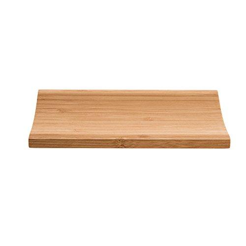 Reishunger Sushi Servier Brett, traditioneller Servierteller aus Bambus, 18 x 10 cm [als 1er, 4er und 10er Packung erhältlich]