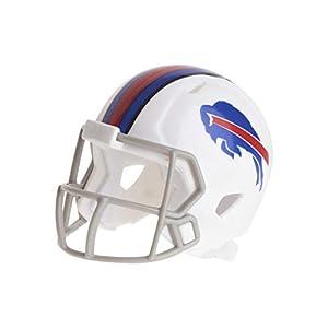 Buffalo Bills NFL Riddell Speed Pocket PRO Micro/Pocket-Size/Mini Football Helmet