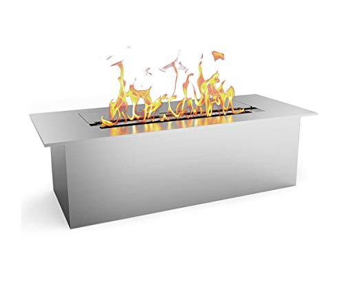 Regal Flame 1.5 Liter PRO 12 Inch Bio Ethanol Fireplace Burner Insert. All Types of Indoor, Gas Inserts, Ventless & Vent Free, Electric, or Outdoor Fireplaces & Fire Pits.