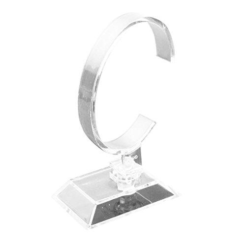 SODIAL(R) Uhrenstaender Uhrenaufsteller Uhrenhalter Uhrentraeger Fuer Uhr