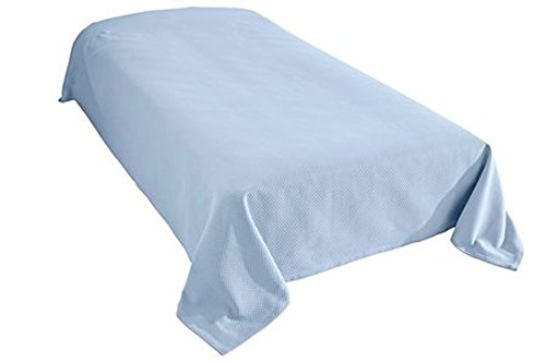 Gardinenbox.eu Tagesdecke, Farbe blau, 1 Stück, Heine Home, Tagesdecke + Überwurf, Grösse: ca. 270x210 cm