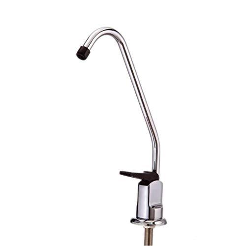Trink-Wasserhahn, mit Druckhebel, für filtriertes Wasser
