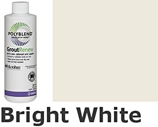 Polyblend #381 8 oz. Bright White Grout Renew Colorant