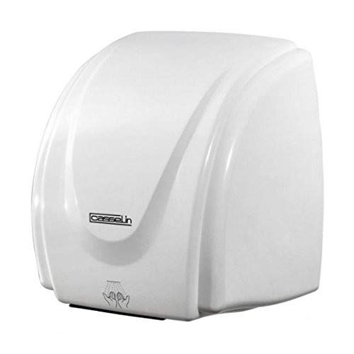 Casselin CSM1 - Sèche-Mains en ABS Blanc