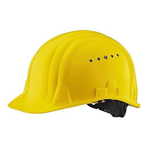 Schuberth B80516 Baumeister 80 Schutzhelm mit Drehverschluss, Gelb