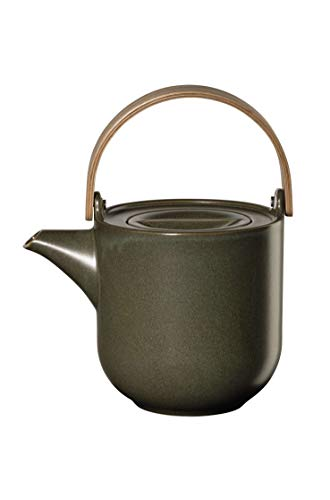 ASA 19370192 COPPA Teekanne, Porzellan, 1000 milliliters