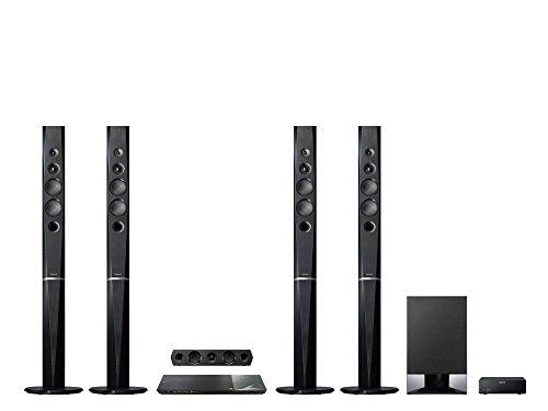 Sony BDVN9200W/BMMX6 Teatro en Casa con BLU-Ray/Bluetooth, Color Negro