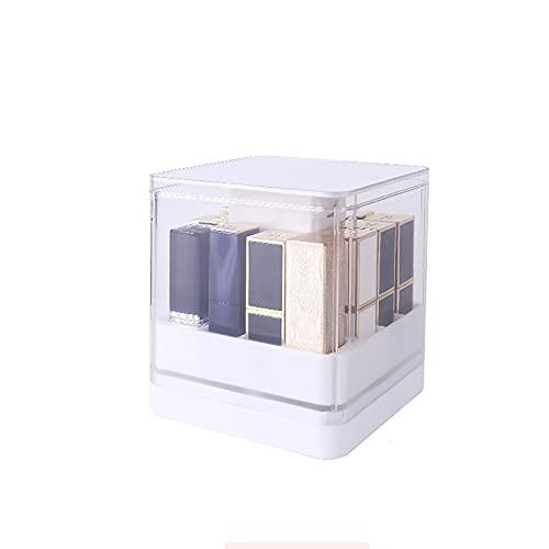 Pers-Type en Lift-able Lipstick Opbergdoos Stofbestendige Lipstick Opslag Organizer Transparante Lipgloss Lipstick Houder Case & Cosmetica Display Rack