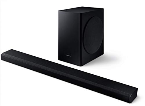 Samsung HW-Q70T 3.1.2Ch Soundbar WLAN Bluetooth Slate-Black kabelloser Sub