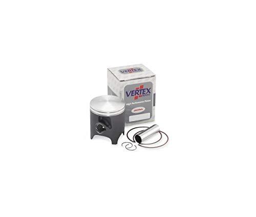 Compatible avec/Remplacement pour COMPATIBLE YZ WRZ 125-98/01 / 125 EC SM 01/02-KIT PISTON 53.94 mm -22520B
