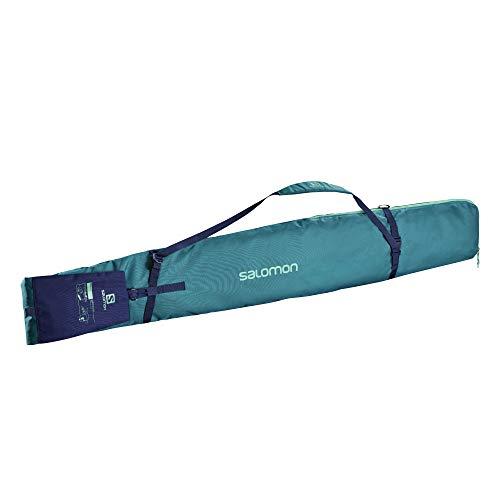 SALOMON(サロモン) スキーケース スキースリーブ ORIGINAL 1P SKISLEEVE Deep Lagoon/Medieval Blue L40397600