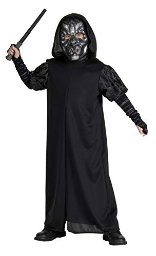 Harry Potter Death Eater Costume: Boy's Size 12-14