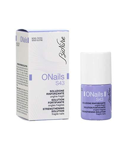 Bionike ONails S43 Soluzione Rinforzante Unghie Fragili - 11 ml.