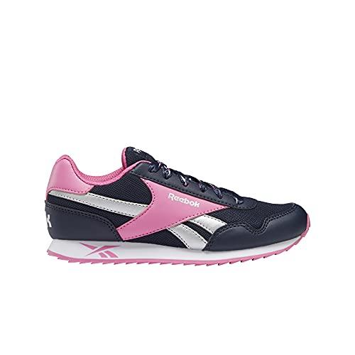 Reebok Royal CLJOG 3.0, Zapatillas de Running Mujer, VECNAV/TRUPNK/FTWBLA, 38.5 EU