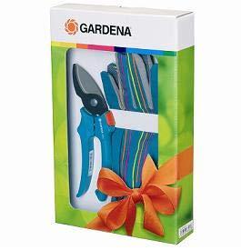 GARDENA - Juego de guantes y tijeras