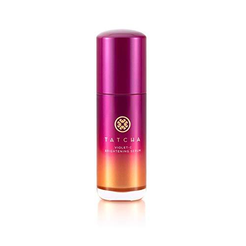 Tatcha Violet-C Brightening Serum: Skin Smoothing Serum with Vitamin C for Acne Scars and Dark Spots (30 ml | 1 oz)