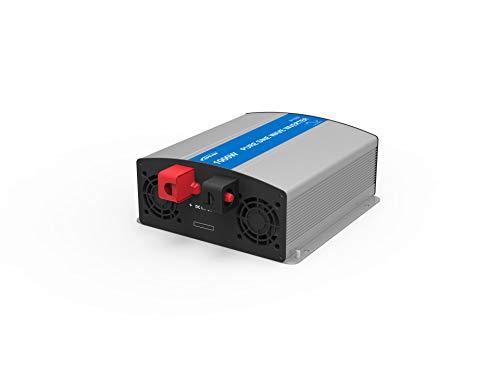 EPEVER REINER SINUS Spannungswandler IP Serie Inverter Wechselrichter 12V DC auf 230V AC Stromwandler (IP1000-12, 1000W 12V/230V)