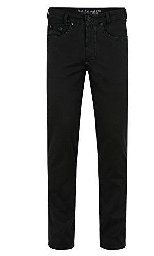 JOKER Harlem Walker Stretch Pima Cotton  34W / 32L,  0110 Schwarz