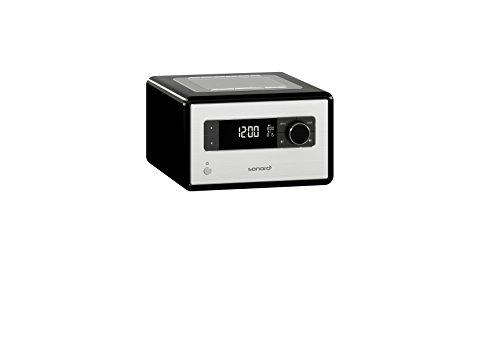 sonoroRADIO SO-110 (DAB+/FM Digitalradio, Bluetooth, USB, Timer) schwarz