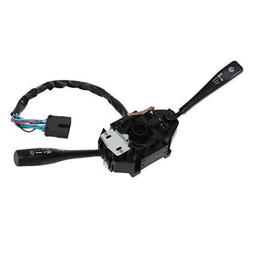 Cobeky Para L200 MB571622 LHD interruptor de combinación de coche interruptor de señal de giro interruptor de limpiaparabrisas
