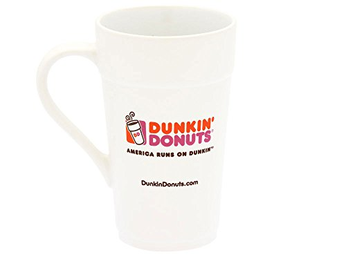 Dunkin Donuts 2013 Classic Mug White 16 oz.