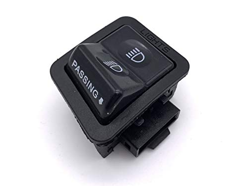 UVE - Interruptor Conmutador de Luces Honda, SYM, KYMCO, LIFAN, BAOTIAN, KEEWAY y Motos Chinas