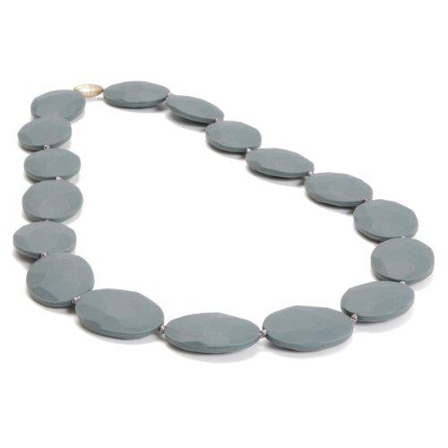 Chewbeads Hudson Necklace - Grey - Unisex