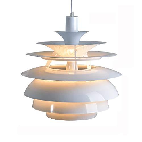 QXX Hoja de Loto de la lámpara, Moderno Minimalista Dormitorio Estudio de la lámpara de Techo luz del Dormitorio del Hotel