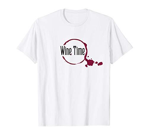 Wine Time Party | Sag Nie No Zu Vino | Wein Liebhaber | Wein T-Shirt