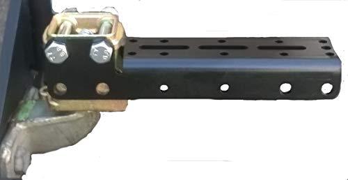 Bak-rak Unirak Universal-Befestigung an Anhängerkupplung/Anhängerkupplung, für Winde, Schraubstock etc.