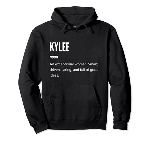 Kylee Gifts, Noun, An Exceptional Woman パーカー