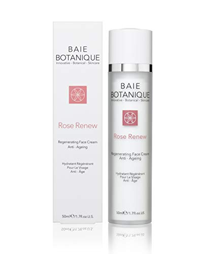 Anti-Aging Face Cream 50ml - Now with Plant Stem Cells - Rosewater, Rose...