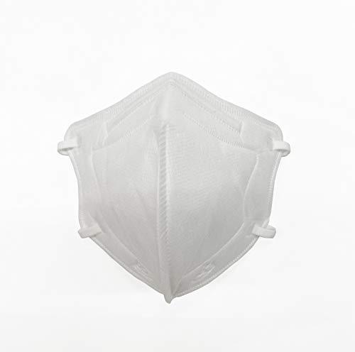 Hallmart Collectibles Particulate Respirator, One-Size, White