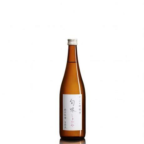 金寶仁井田本家 福島県 料理酒 『旬味』 純米原酒 720ml