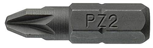Tengtools PZ Bit 25 mm met 1/4 inch steekmoer PZ01