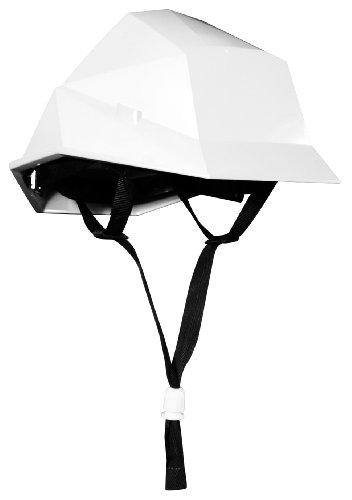 カクメット KAKUMET B-type W1 ホワイト 工事用 作業用 防災用 ヘルメット