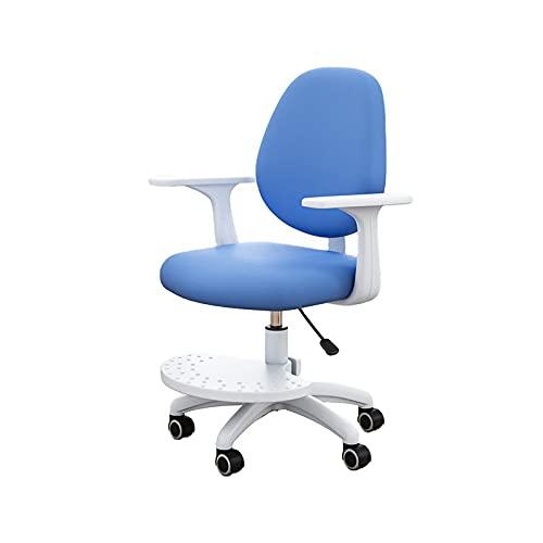 VVOOF Silla de aprendizaje para niños, silla de ajuste de la postura, asiento...