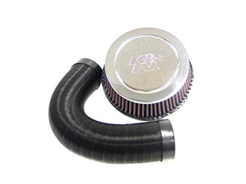 K&N 57-0420 Kit de Admisión de Rendimiento Coche, Lavable y Reutilizable
