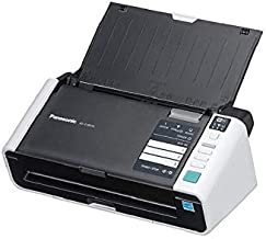 $634 » Panasonic KV-S1037X Document Scanner (New, Manufacturer Direct, 3 Year Warranty, 30 PPM, 50 ADF) by ScannersUSA