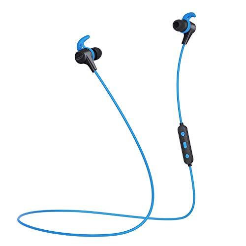 AUKEY Cuffie Bluetooth, 3 Modalità di EQ Suono,...