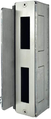 Candado Buzón contra Buzón 30405060mm Cerradero F. afeitadora. Apertura de puerta Buzón Hierro Chapa galvanizado