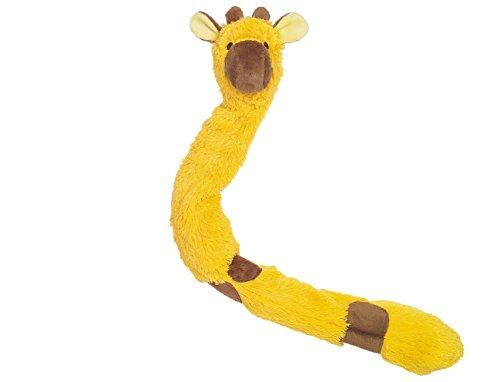 Nobby Plüsch Spielzeug, Giraffe mit Seil innen 55 cm