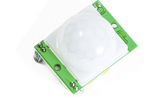 MissBirdler Bewegungsmelder Motion Sensor PIR HC-SR501 für Arduino Raspberry PI