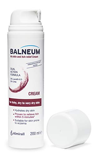 Balneum Dry Skin and Itch Relief Cream, 200 ml
