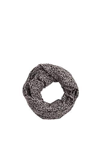 ESPRIT Accessoires Damen 129EA1Q015 Schal, Grau (Grey 030), One Size (Herstellergröße: 1SIZE)