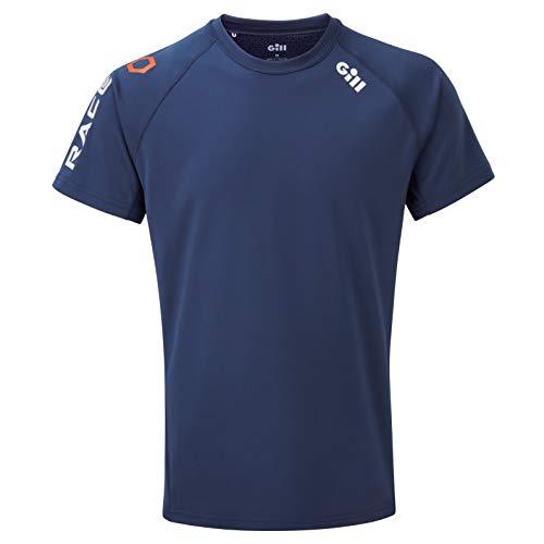 2020 Gill Race Short Sleeve T-Shirt - Blue - RS36 S