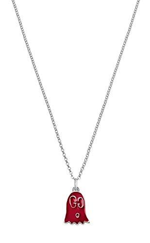 Gucci vrouwen 925 sterling zilveren hanger ketting - YBB45935800100U