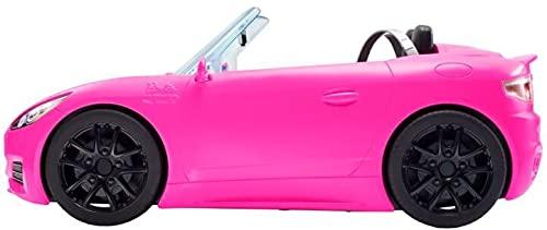 Barbie Vehicle, Multicolor (Mattel HBT92)