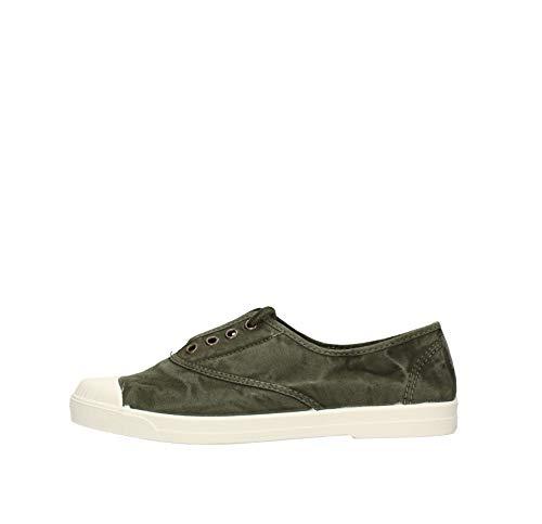 natural world scarpe uomo Natural World Sneaker 3102e Kaki Enz (Numeric_43)